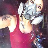 Spray Paintings by Lorena