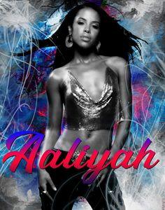 Aaliyah (11x14)