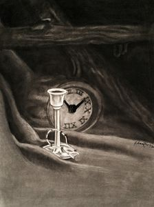 The Hiding Clock