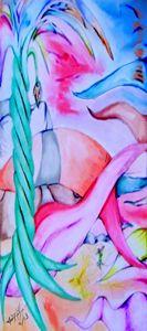 Flower color world