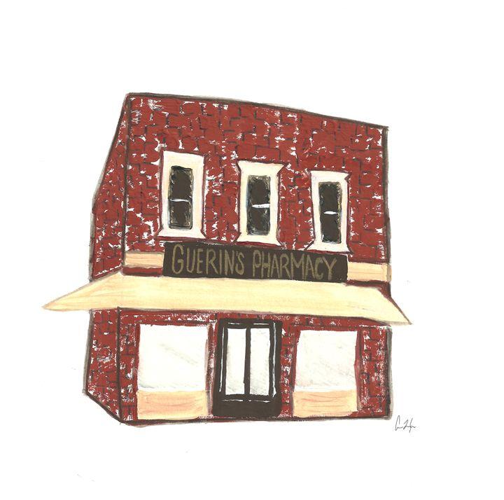 Guerin's Pharmacy - Colleen Catherine