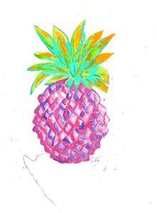 Pink Pineapple