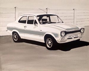 Mk.1 Ford Escort RS2000