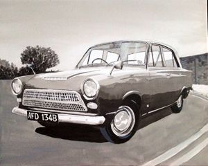 Mk.1 Ford Cortina
