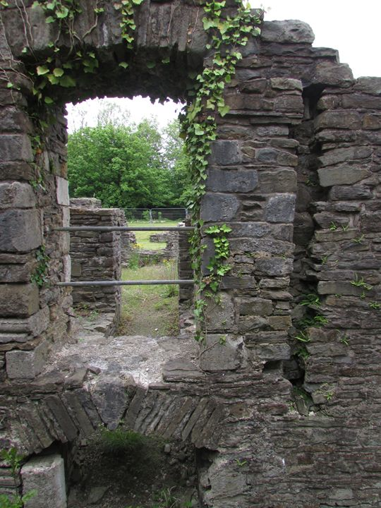 Neath Abbey - Tahlia paige