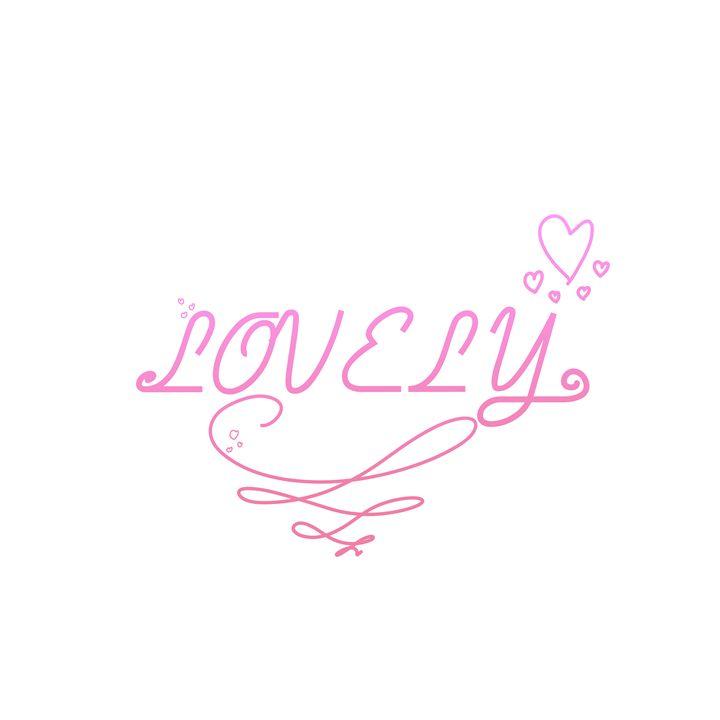 LOVELY - Weakpancakes