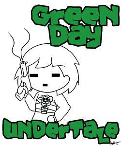 Green Day, Undertale
