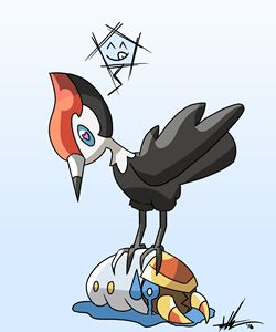 Pikipek is hungry