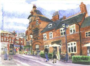 Castle Pub Nottingham