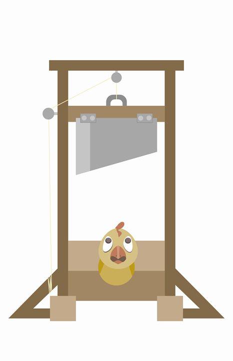 Chicken Homicide - PajamaHorse