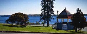 Eastern Promanade, Portland, Maine - Saco River Art & Photography