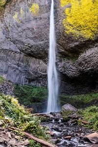 Lattorel Falls, View II