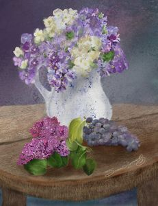 LOVELY LILACS - SHAYNA PHOTOGRAPHY