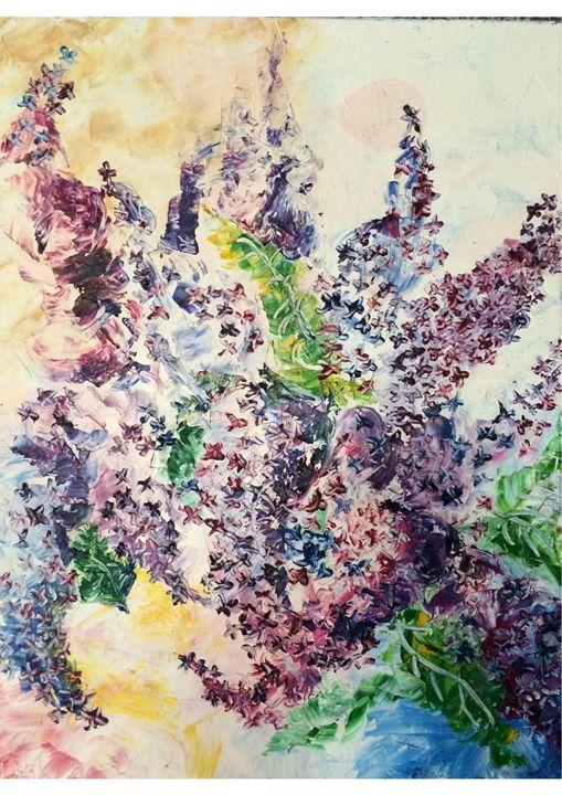 Lilac - Ketevan Gordeziani Art