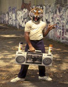80's Tiger