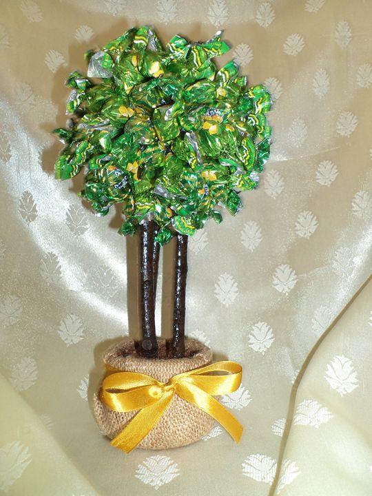 Green Sweet Tree. - Angelina