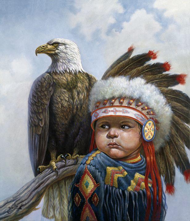 Little Chief - Gregory Perillo