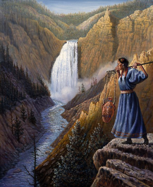 The Water Carrier - Gregory Perillo