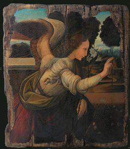 Angel Gabriel - Sergey Lesnikov art