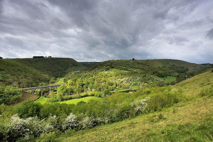 Monsal Head Peak District - Dave Porter Landscape Photography