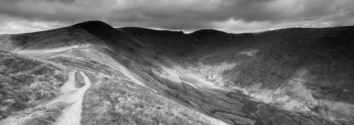 Fairfield Horseshoe fells - Dave Porter Landscape Photography