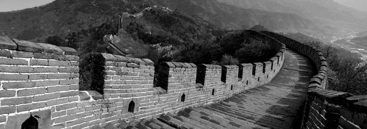 Mutianyu section Great Wall of China - Dave Porter Landscape Photography