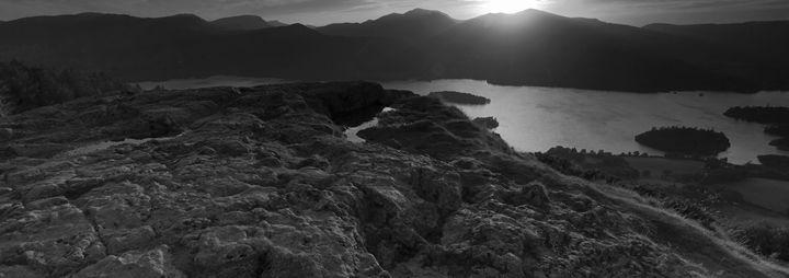 Derwentwater Keswick Lake District - Dave Porter Landscape Photography
