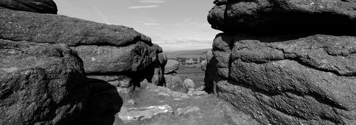 Haytor Down, Haytor Rocks, Dartmoor - Dave Porter Landscape Photography
