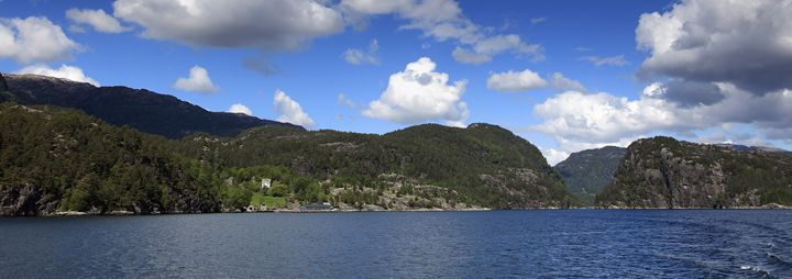 mountains, Hardangerfjord - Dave Porter Landscape Photography