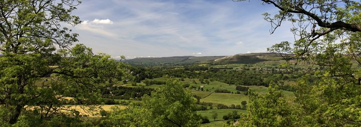 West Burton village, Wensleydale - Dave Porter Landscape Photography