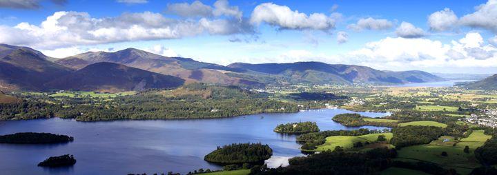 Derwentwater, Lake District - Dave Porter Landscape Photography