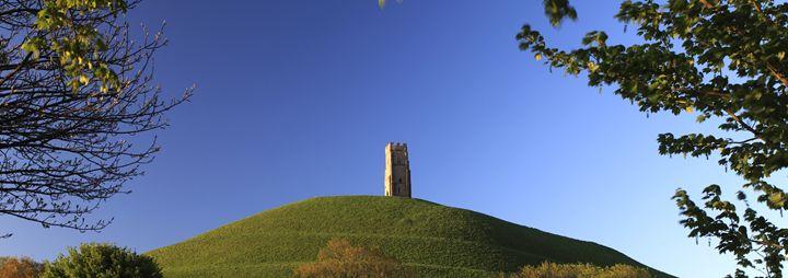 Summer, Glastonbury Tor, Somerset - Dave Porter Landscape Photography