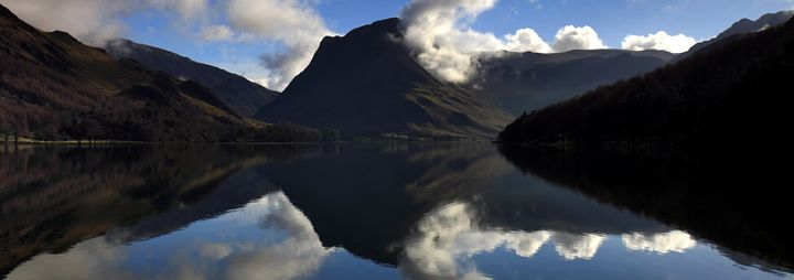 Fleetwith Pike Buttermere - Dave Porter Landscape Photography
