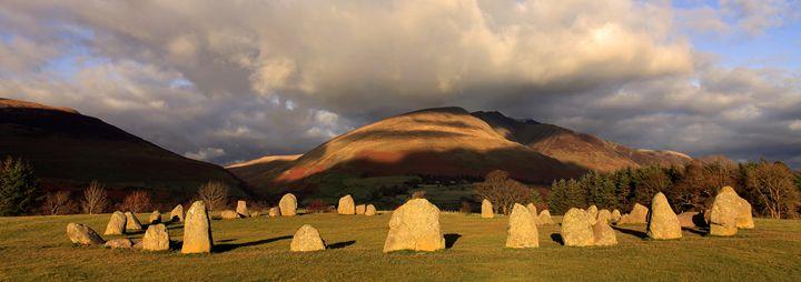 Castlerigg Stone Circle Keswick - Dave Porter Landscape Photography