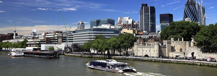 river Thames, North Bank - Dave Porter Landscape Photography