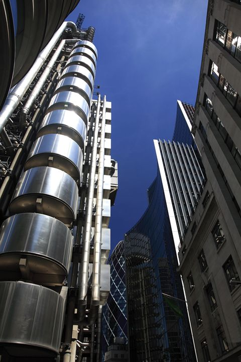 Lloyds Bank Building, London - Dave Porter Landscape Photography