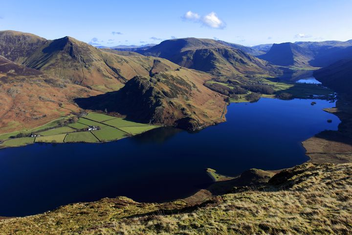 Crummock Water and Buttermere - Dave Porter Landscape Photography