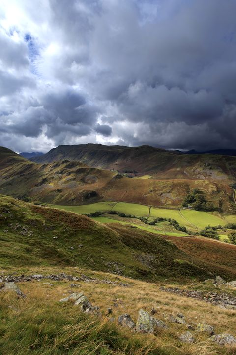 Martindale Common valley - Dave Porter Landscape Photography