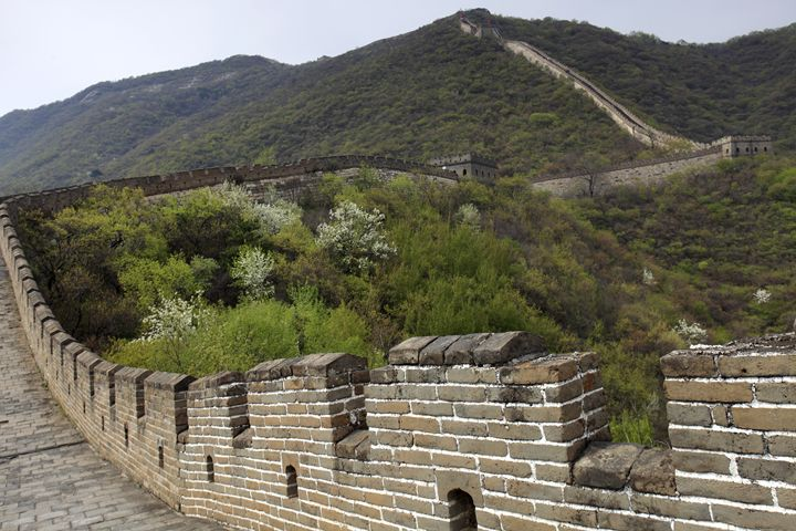 Great Wall of China - Dave Porter Landscape Photography