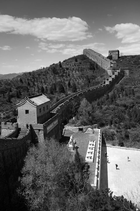 Great Wall of China, Jinshanling - Dave Porter Landscape Photography