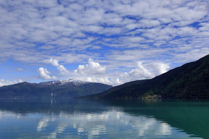 Hardangerfjord Fjord - Dave Porter Landscape Photography