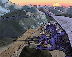 Sniper Dragon
