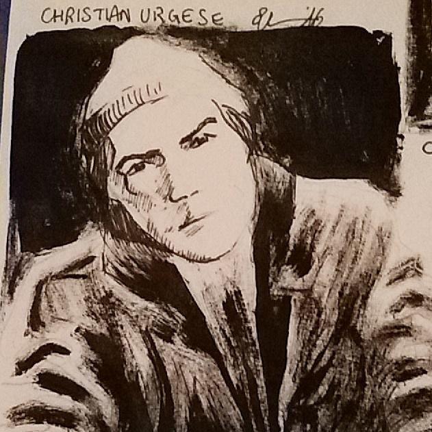 Selfportrait - ChristianUrgese