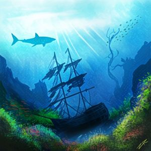 Forbidden Shipwreck