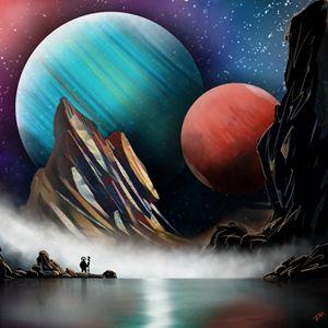 Cosmic Lake View