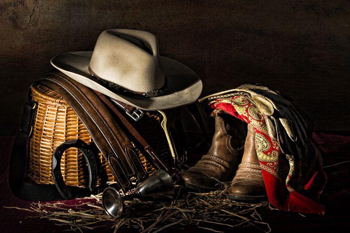 Equestrian - Victoria's Still Life