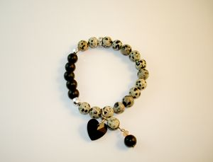 Gemstone Semi-precious Bracelet 8MM