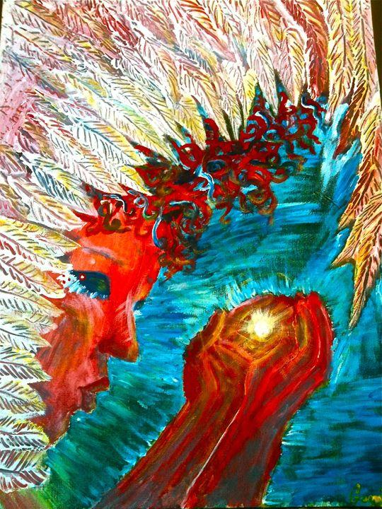 Angel Dust - Georgianne Rowe