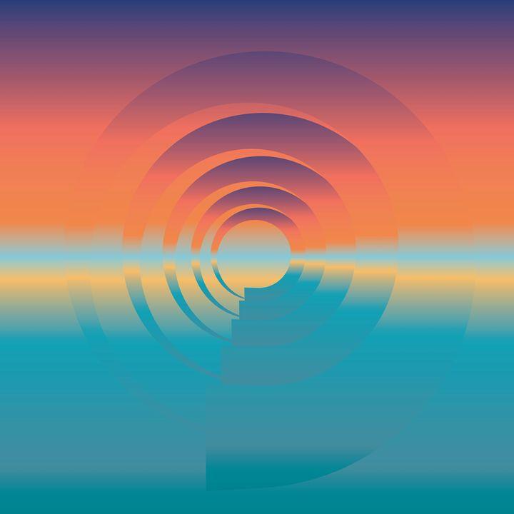 water and horizon - feiermar