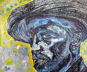 Kirk Douglas as Vincent van Gogh